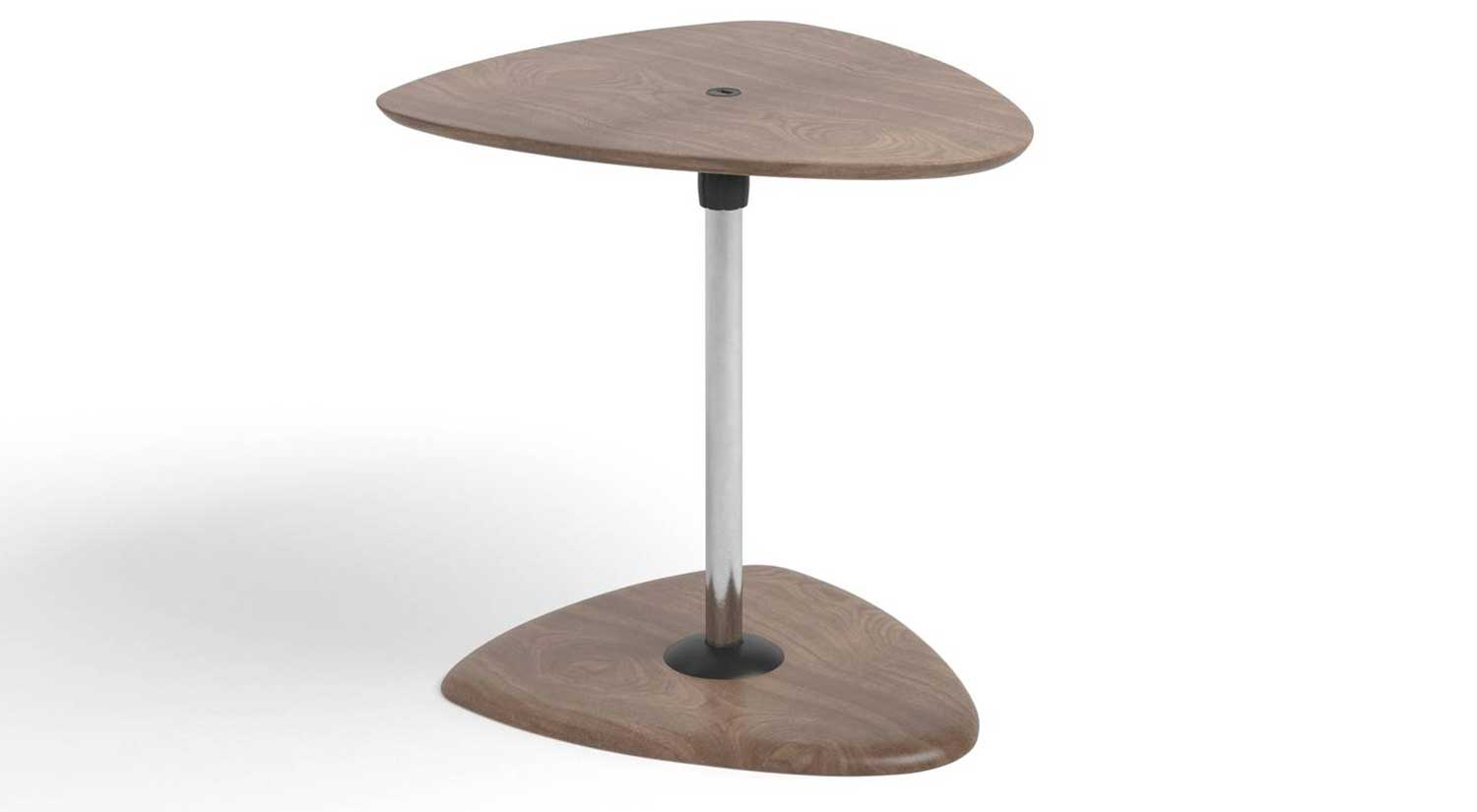 Beta End Table - Wood Top