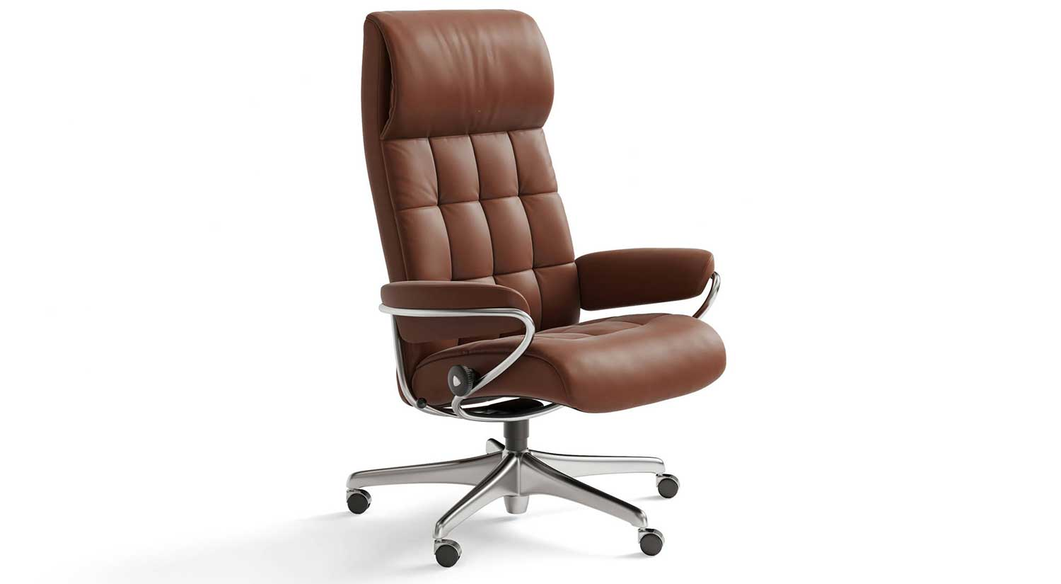London Highback Office Chair  sc 1 st  Circle Furniture & Circle Furniture - London Highback Office Chair | Stressless Office ...