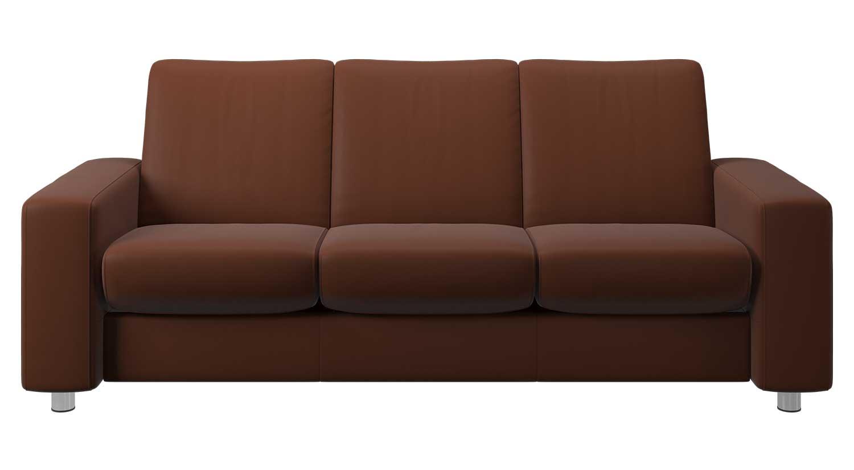 Circle Furniture - Arion20 Lowback Stressless Sofa ...