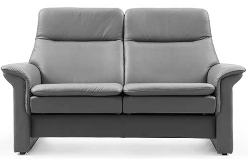 Saga Stressless Highback Loveseat
