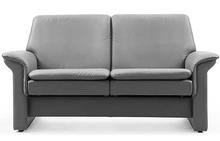 Saga Stressless Lowback Loveseat