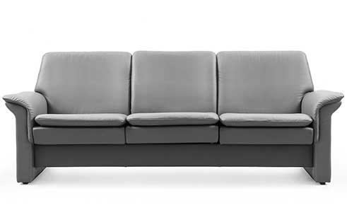 Saga Stressless Lowback Sofa