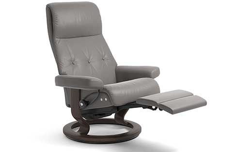 Sky Stressless Recliner with Leg Comfort