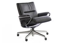 Tokyo Stressless Lowback Office Chair