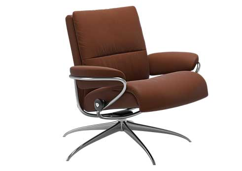 Tokyo Stressless Low Back Chair