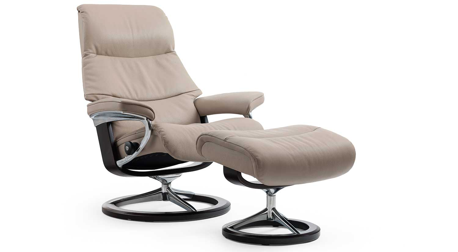 Marvelous View Stressless Chair And Otto Signature ...