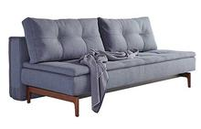 Karla Armless Sofa Bed