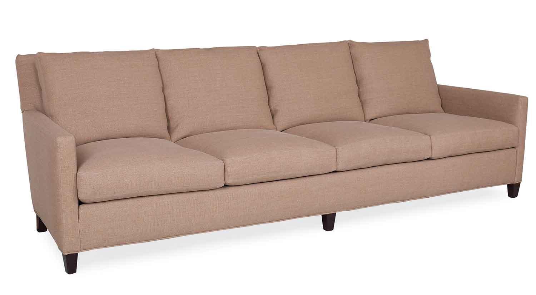 Circle Furniture - Maddie 4 Seat Sofa | Long Sofas Boston | Circle ...