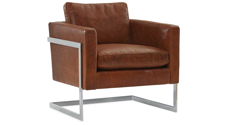 circle furniture hugh chair leather chair peyto