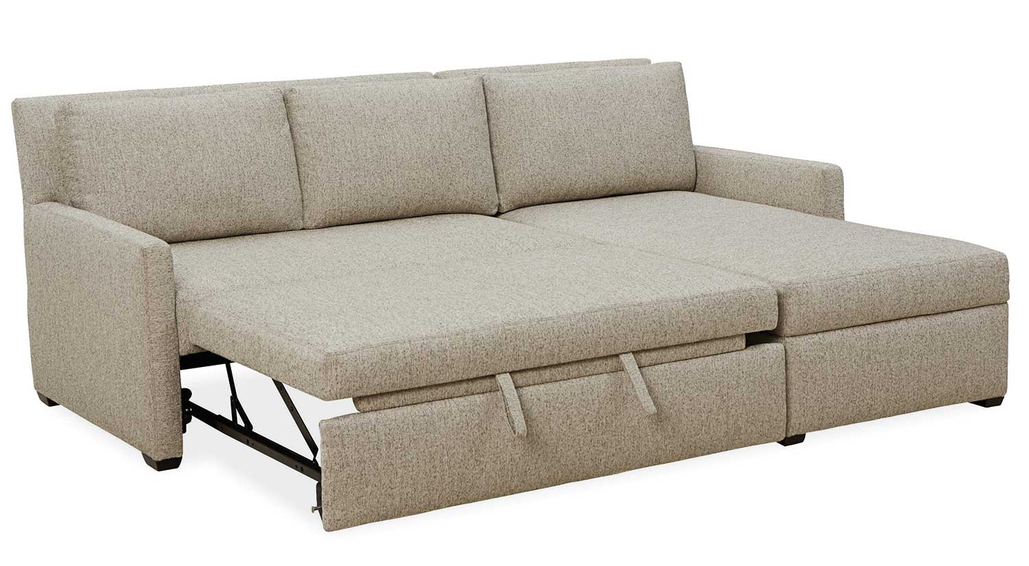 Circle furniture sleeper sofa sectional sleepers for Sectional sleeper sofa austin