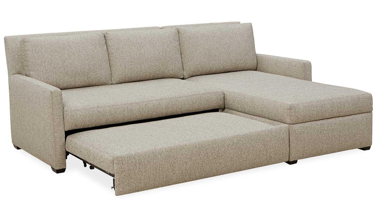 Circle Furniture Sleeper Sofa Sectional Sleepers