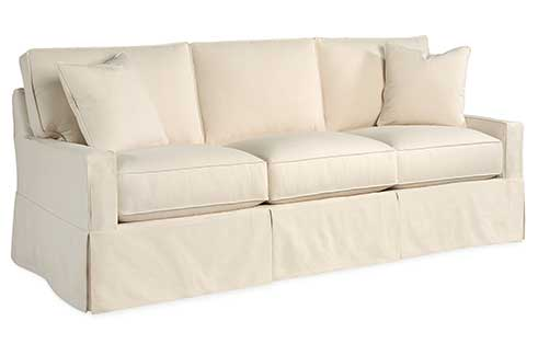 Fritz Slipcovered Sofa