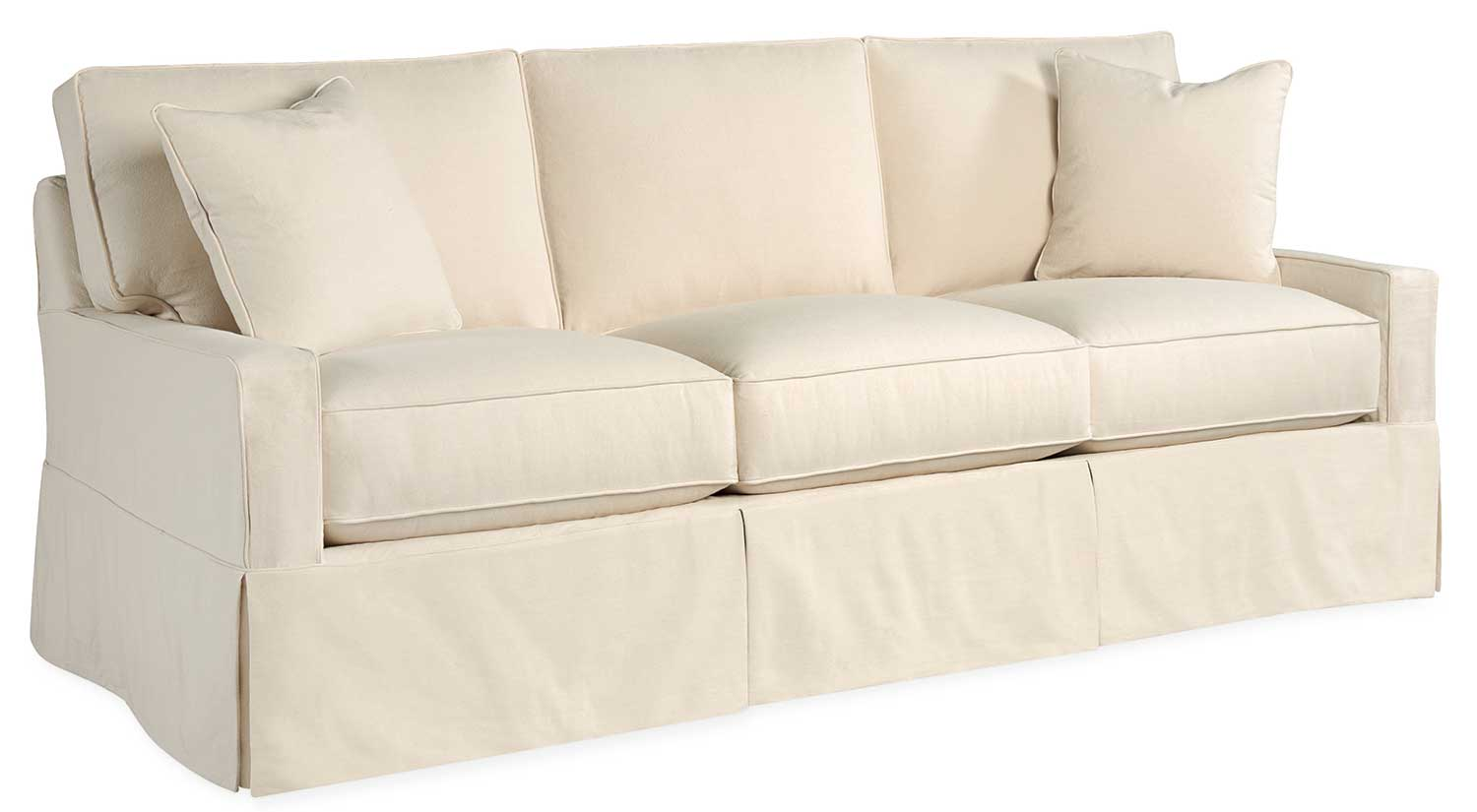 Incroyable Fritz Slipcovered Sofa