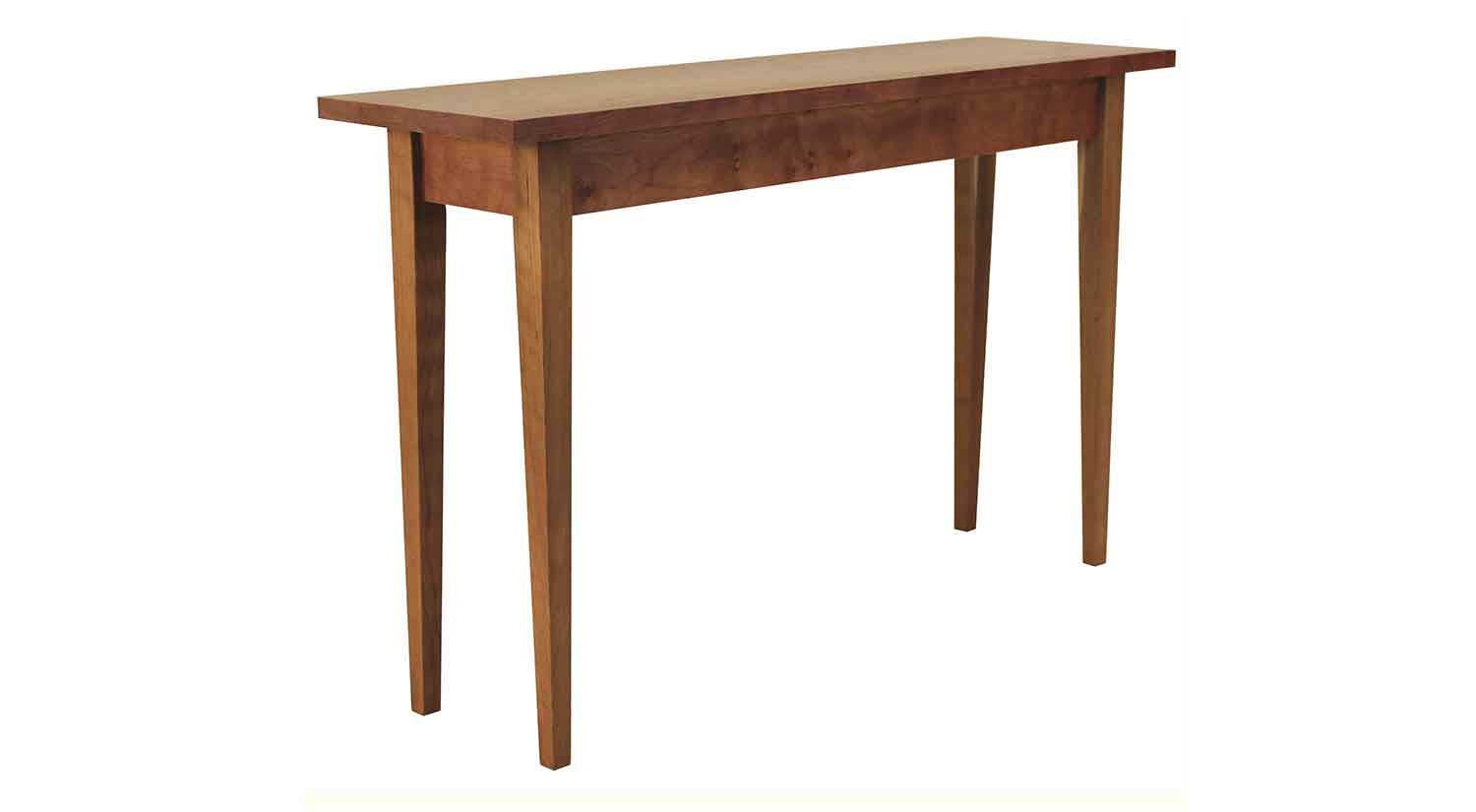 Circle Furniture - Taper Leg Console Table : Sofa Tables Ma : Circle Furniture