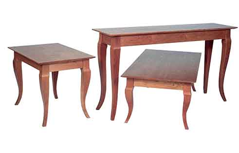 ... French Country End Tables