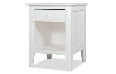Canterbury 1 Drawer Nightstand