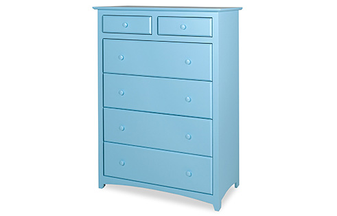 Hanover 6 Drawer Chest