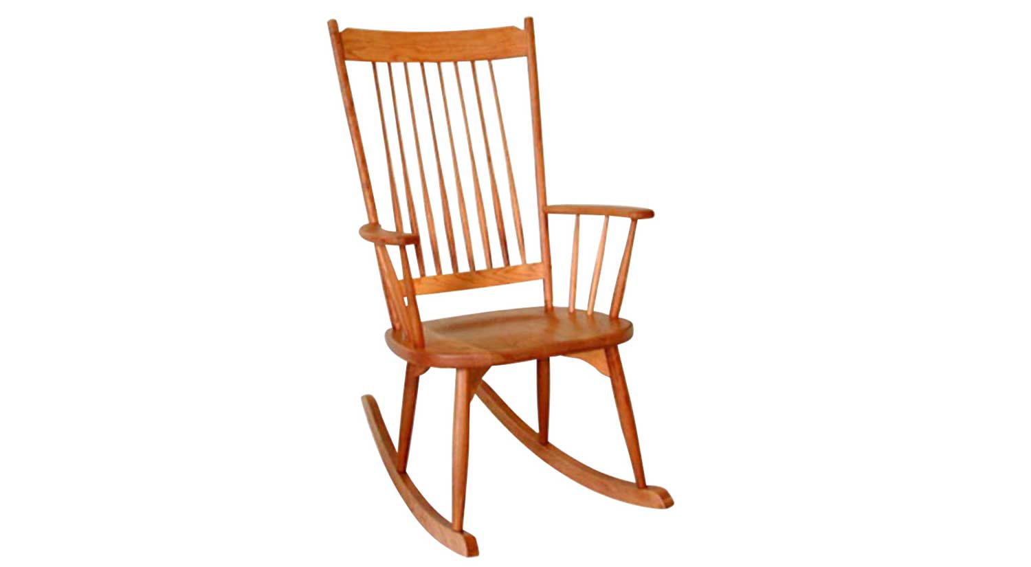 new product 5837f 8edb0 Circle Furniture - Highback Rocker | Rocking Chairs Boston ...