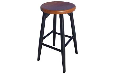 Backless Counter and Bar Stool