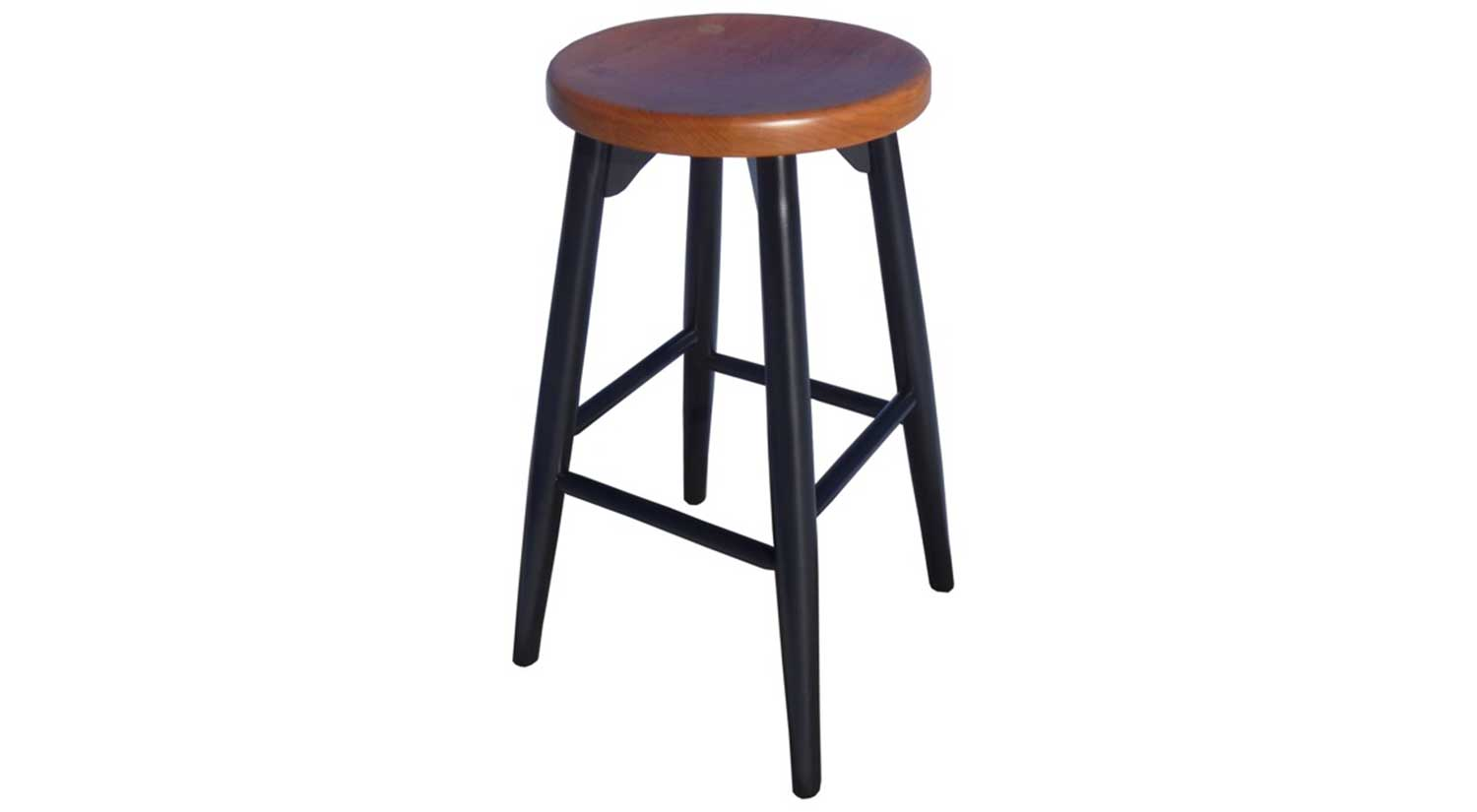 Miraculous Circle Furniture Backless Counter And Bar Stool Stools Caraccident5 Cool Chair Designs And Ideas Caraccident5Info