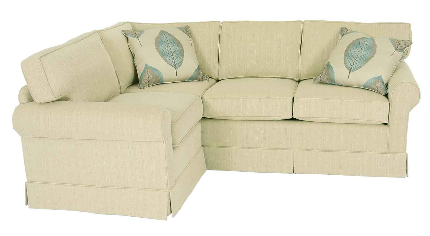 Copley square bedroom furniture - Copley Sectional