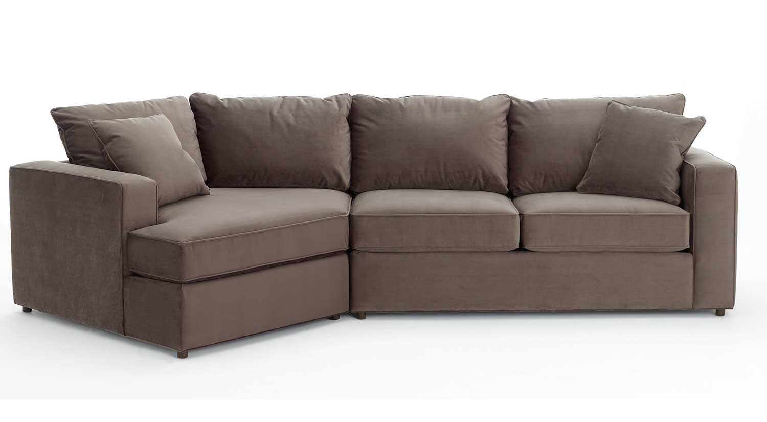 Milford Cuddle Chaise Sectional