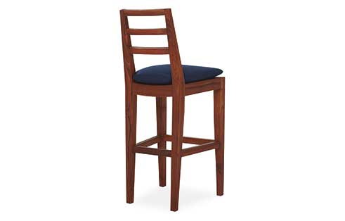 Teak Outdoor Counter Stool