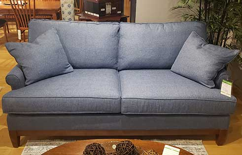 Camden Apt Sofa in Denim