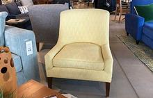 Simon Chair in Yellow