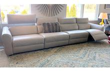 Tivoli Power Sectional in Dream Greige