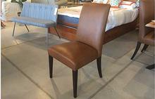 Beau Leather Side Chair