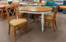 Berkshire Dining Table and 4 Chairs