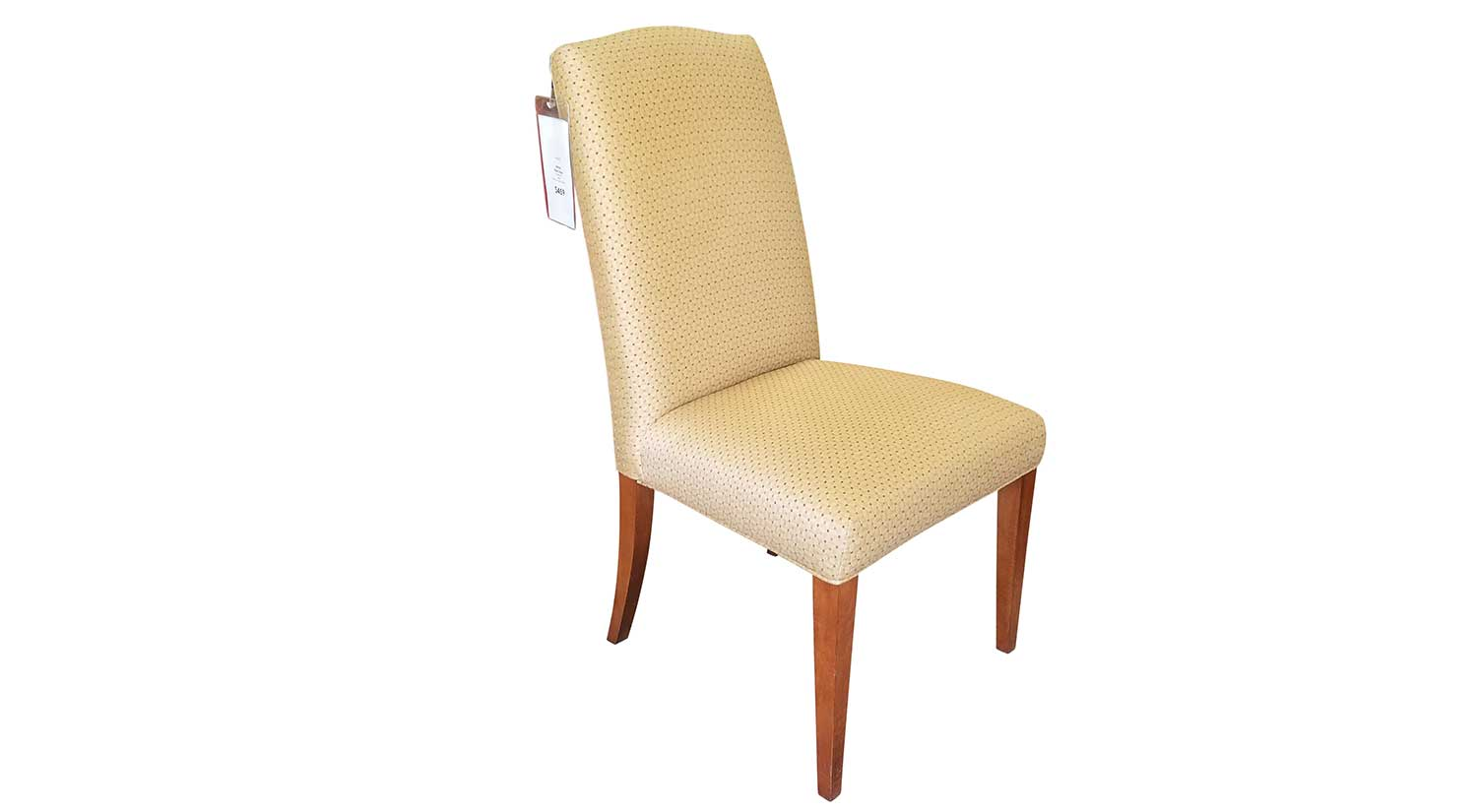 James Side Chair in Cream