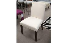 Max Side Chair in Sunbrella Pearl