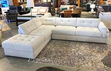 Cooks Sectional in Grappa Cream