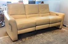 Bryant Power Sofa in Bison White
