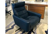 Cirrus Comfort Air Chair in Bison Deep Blue