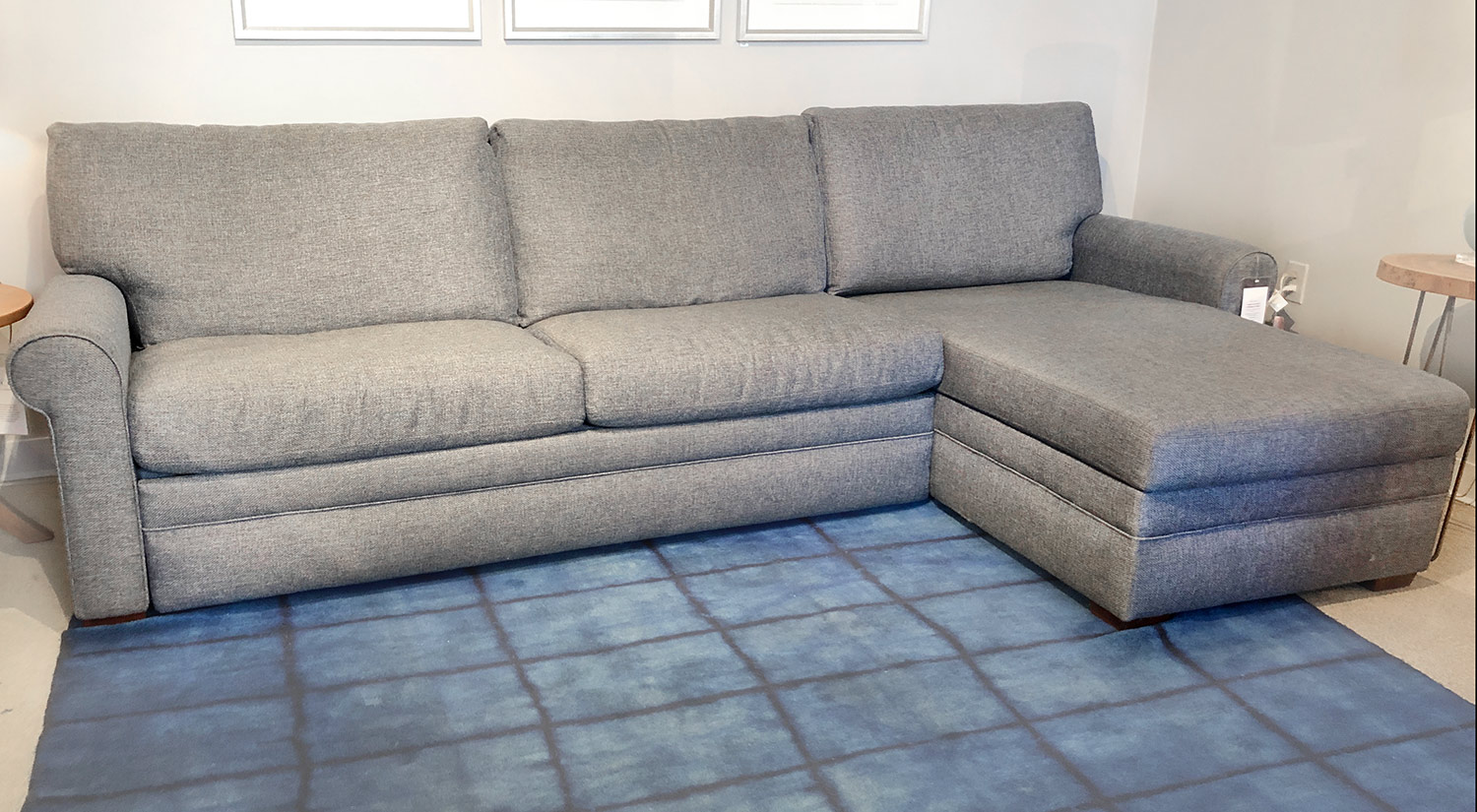 Gaines Queen Sleeper Sectional