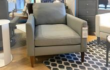 Grand Chair in Pewter
