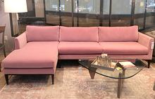 Henley Sectional in Reed Opal