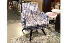 Marshall Chair in Emzee Wisteria