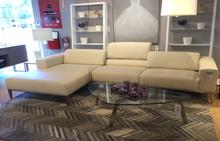Ryker Sectional in Cream