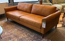 Studio Sofa in Bison Butterscotch