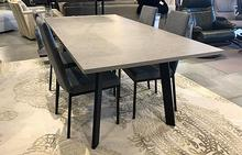 Nexus Dining Set in Black Coral