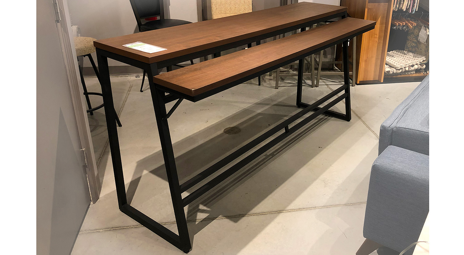 Crawford Counter and Sofa Table - Long