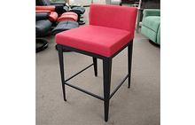 Ethan Counter Stool in Red