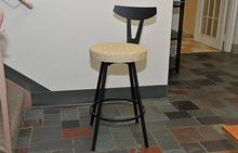 Hans Counter Stools in Confetti