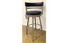 Ronny Bar Stool in Navy