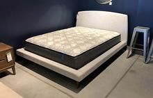 Whitney Queen Bed in Pixel White