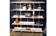Kite 5 Tier Shelf in Satin White